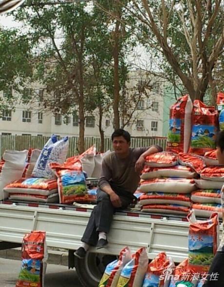 卖大米的周润发
