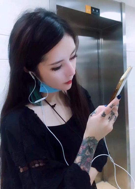 网红鼻祖沉珂复出,洗掉纹身的她还是当年的模样吗?