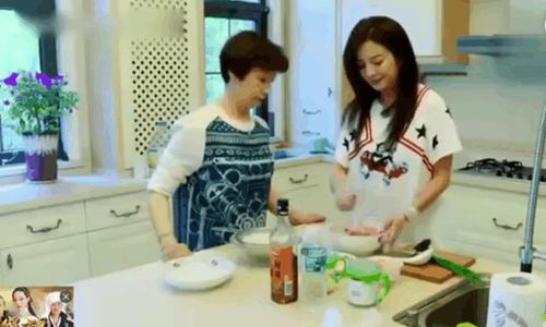 赵薇的厨房
