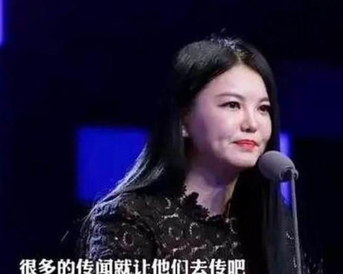 李湘回应传闻