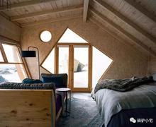 20个超有创意的度假小屋