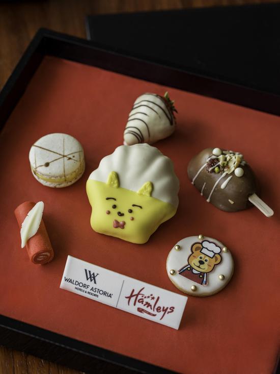 华尔道夫携手全球知名童具品牌哈姆雷斯打造难忘家庭体验