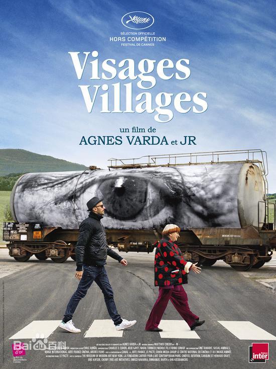 《脸庞,村庄》