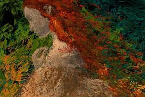 法国版神笔马良 复活画中人物