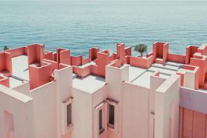 西班牙10大前卫设计酒店 每一家都是大师手笔