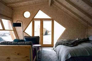 20个超有创意的度假小屋 设计感十足