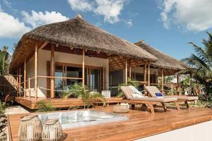 隐于自然 才是值得推荐的度假酒店