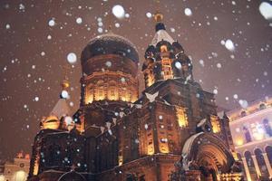 雪后的哈尔滨也太美了吧 这些景致你不能错过