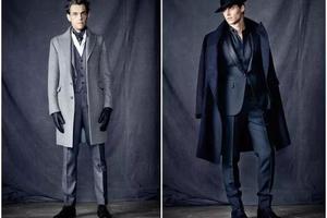 秋冬怎么穿出精英范?选好大衣很重要