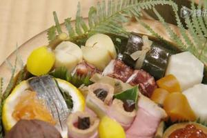 日本过年吃什么?这些正月料理也太好看了