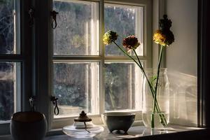 摄影师改造老宅 复古壁纸温馨得刚刚好