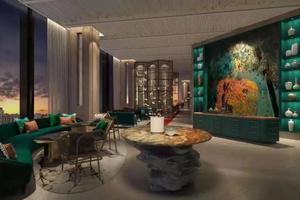 LVMH集团公子求婚的神仙酒店曝光 上海今年将开同款