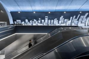 这位爱吃会喝的设计师 出手设计了上海超美地铁站