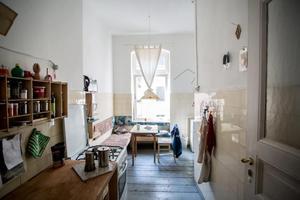 这个用旧家具翻新的老破小 充满着温度和人情味