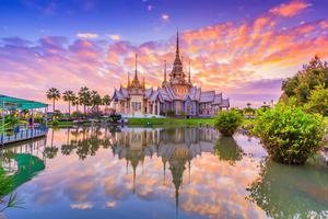 """好玩到极致的泰国行攻略 先收藏起来""""云旅行"""""""