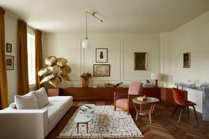 古典优雅的家装 像中世纪情书一样浪漫