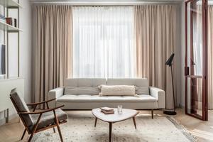 63�O复古小公寓理想一人居 明亮宽敞氛围感满分