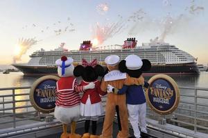 迪士尼又要造新乐园了 这次是在海上