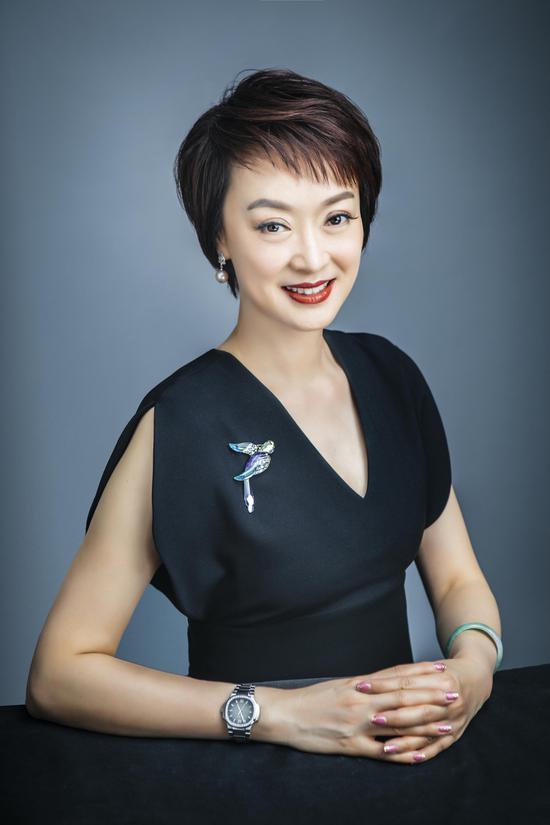 周忆IBM全球副总裁,大中华区首席营销官