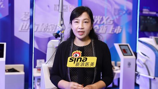 吴艳教授接受新浪医美的采访
