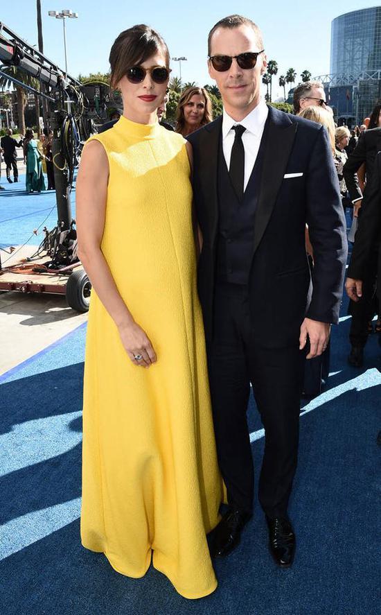 卷福和妻子