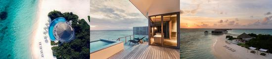 艾美酒店与度假村进驻马尔代夫 演绎精致欧式情调