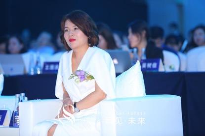 广州远想生物科技有限公司总经理陈玉容女士
