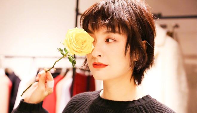 吴昕看起来像18岁的少女,美出了颜值巅峰啊!