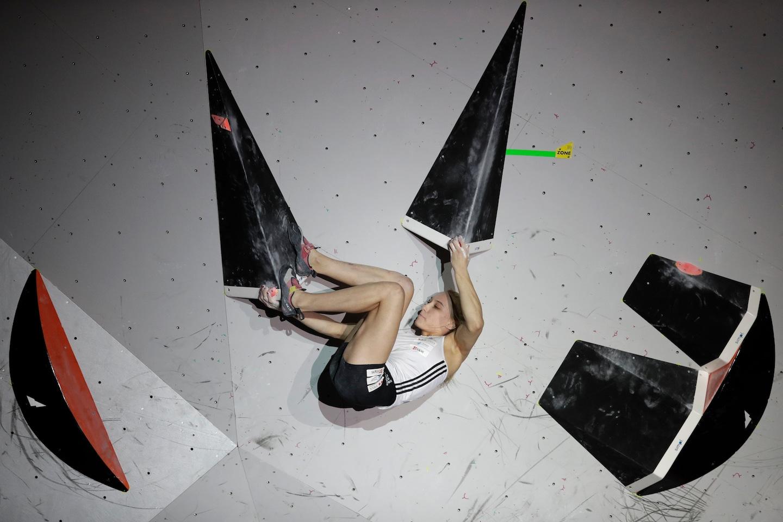 双语热点:运动攀岩首次亮相,一起提前了解一下吧
