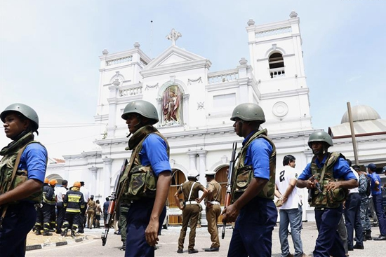 Sri Lanka in tears in national mourning day