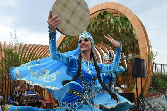 Expo 2019 Beijing kicks off its Azerbaijan Day event