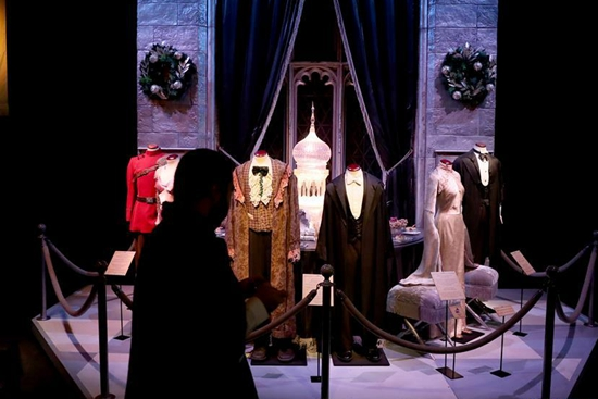 """Harry Potter: The Exhibition"" held in Lisbon"