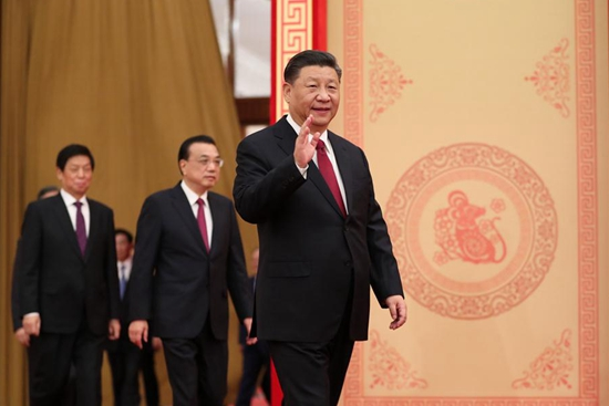 Xi stresses racing against time to reach Chinese Dream