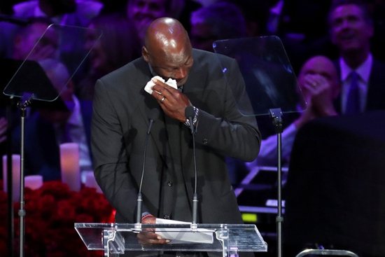 Los Angeles honours Kobe Bryant and daughter Gianna with memorial service