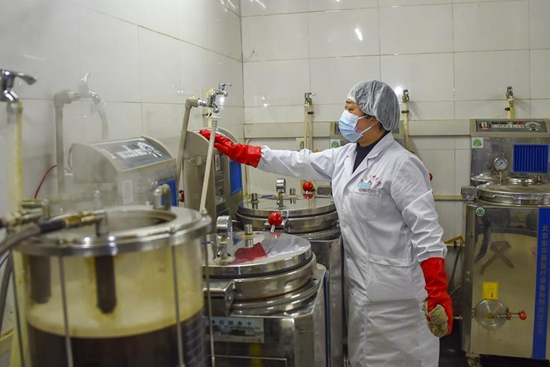 TCM widely applied in treating infected patients