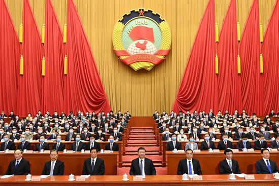 China's top political advisory body opens annual session