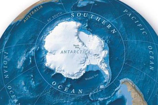 双语热点:世界地图要改?世界第五大洋正式宣布!