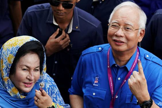 Malaysia's ex-prime minister Najib to be charged over fund scandal