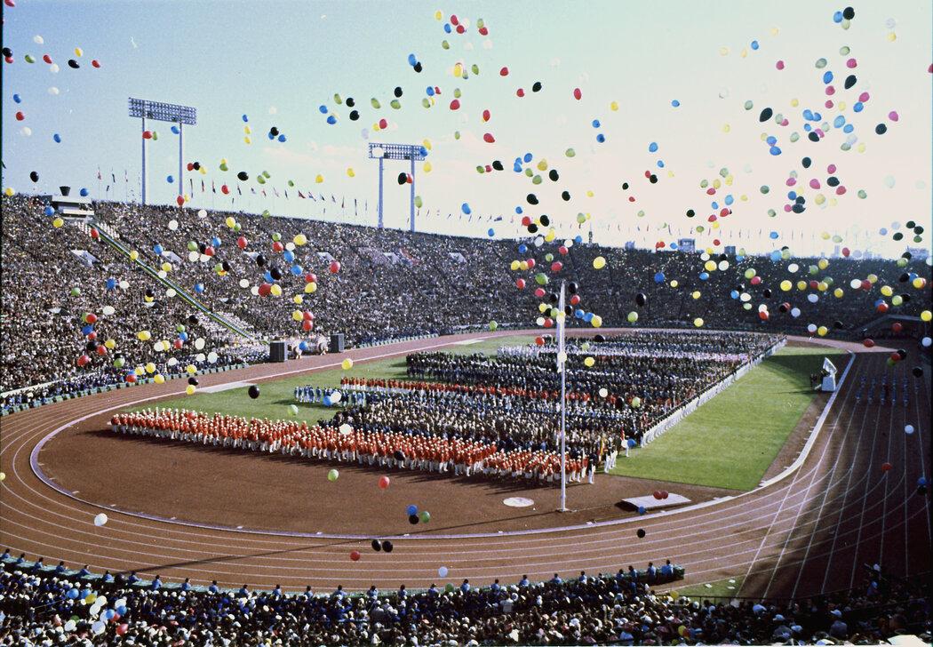 双语热点:从1964到2021:两届东京奥运会折射日本的昔与今