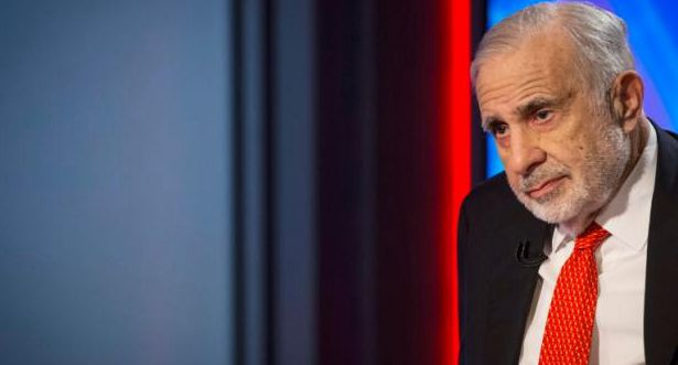 US billionaire investor Carl Icahn says he sold entire Apple stake on China woes