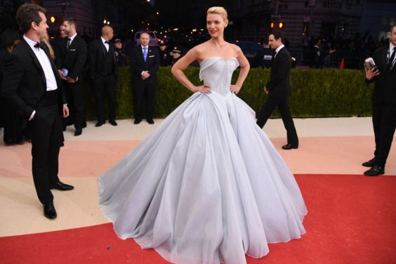 Claire Danes named best dressed at Met Gala 2016