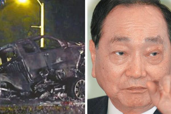Wanted economic fugitive dies in car accident in California