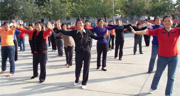 China releases National Fitness Program 2016-2020