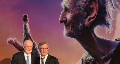 Spielberg brings Dahl's friendly giant to screens
