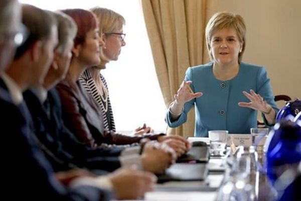 Scotland seeks to remain in EU, ready for new independence vote