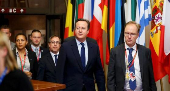 EU leaders tell Britain to exit swiftly