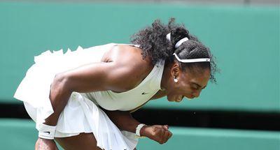 Williams beats Sadikovic 2-0 at 2016 Wimbledon Tennis Championships
