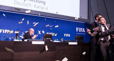 FIFA former president Blatter attends hearing in Lausanne