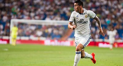 Zidane expects James to stay at Real
