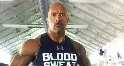Dwayne Johnson tops Forbes list of best paid actors